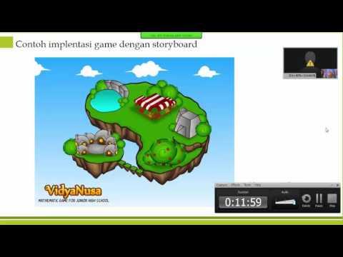 Pelatihan V : Storyboard Game