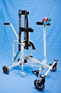 Nuevo andador para personas con discapacidades motoras