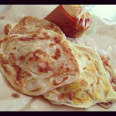Jalan Kayu prata!:D (Taken with instagram)