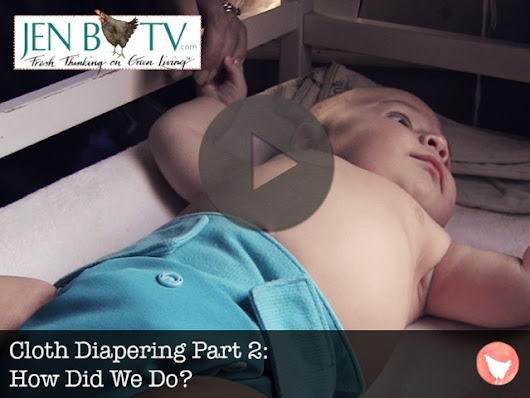 Cloth Diapering How To: Part 2
