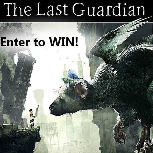 Win The Last Guardian - Trade4Cash