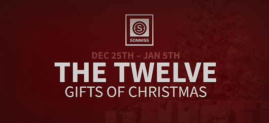 The Twelve Gifts of Christmas - Sonniss