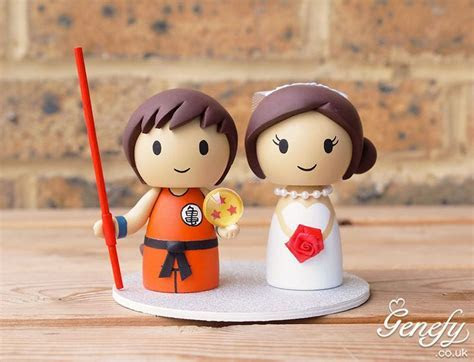 17 Best images about Cute Anime Inspired Wedding Cake
