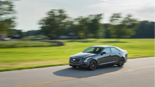 2017 Cadillac ATS Review: Photo Gallery | News from Cars.com