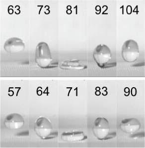 Revestimento superomnifóbico não molha e repele até ácido