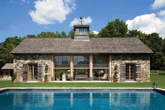 22 Poolhouses for the Ultimate Staycation | Architectural Digest
