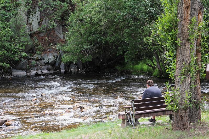 zach - river