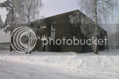 Customs And Excise Building Gardermoen Exterior 1