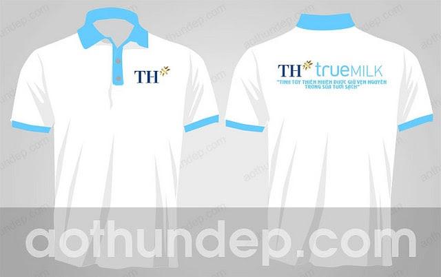 In áo thun sữa TH-truemilk