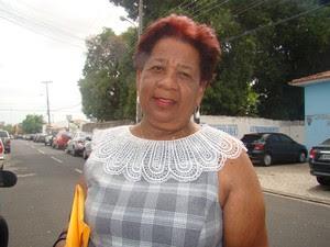 Delegada Vilma Alves investiga estupro de detenta (Foto: Catarina Costa / G1)
