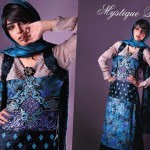 Eiza Winter Collection 2012 for Women by UA Textile 08 150x150