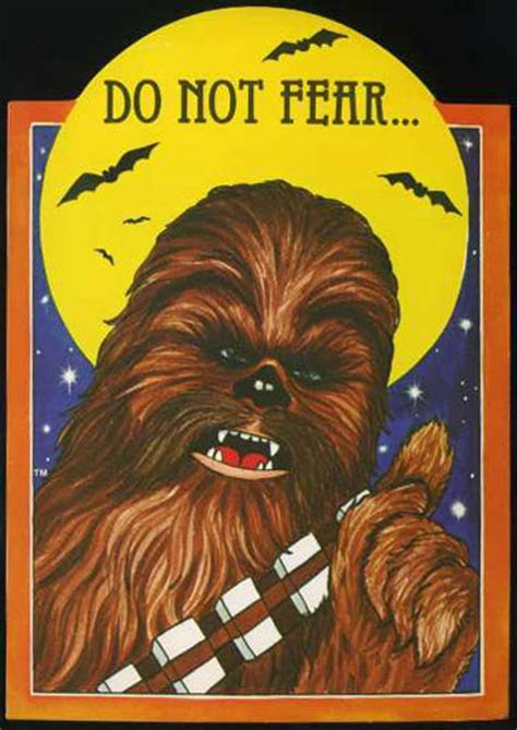 Vintage Star Wars Halloween Card Pictures, Photos, and