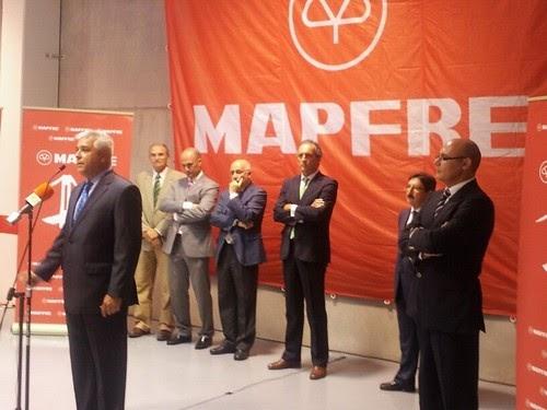 Noticias de ag imes mapfre inaugura un centro de for Oficina central de mapfre