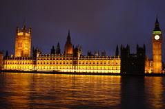 Parlamento Inglês / Houses of Parliament