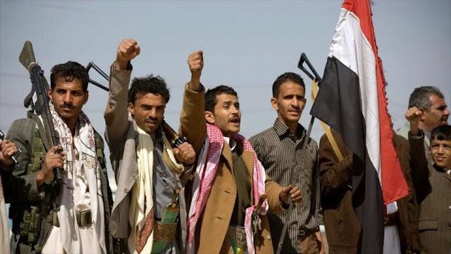 Movimiento popular yemení acusa a EEUU de querer poner al país bajo su tutela