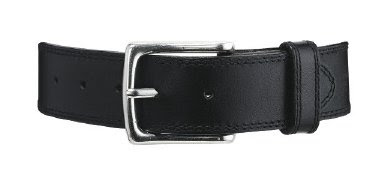 Red Wing 96510 - 1-1/2-inch Black Oil Tanned Belt
