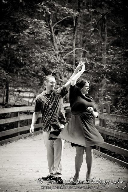 April & Shawn Engagement