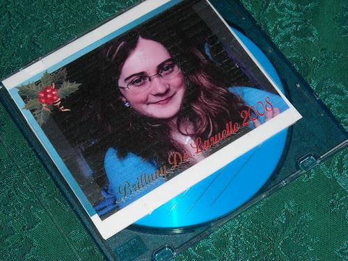 Brittany De Laruelle 2008 CD