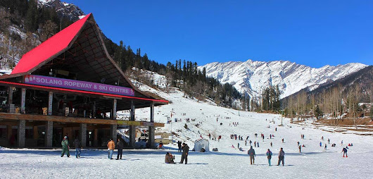 Manali Tour Packages from Delhi by AC Volvo Bus - HOHO Holidays: Taj Mahal, Hill Station Tours, Hotels & Weekend Getaways