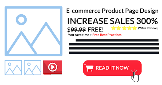 eCommerce Product Page Design Guide (How to Increase Sales 300%)