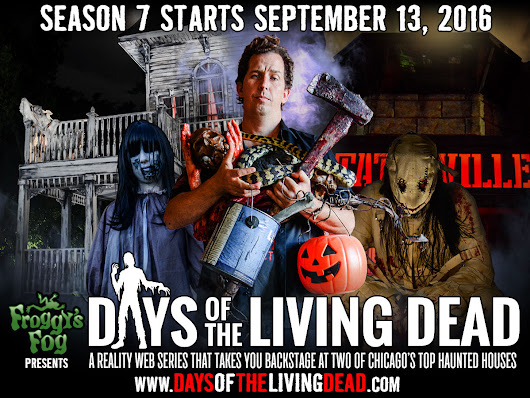 Days of the Living Dead Season 7: A Tale of Two Houses - Premieres September 13th!