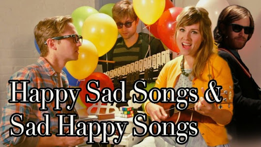 The Gregory Brothers Show How To Make A Happy Song Sad And A Sad Song Happy Just By Changing The Key