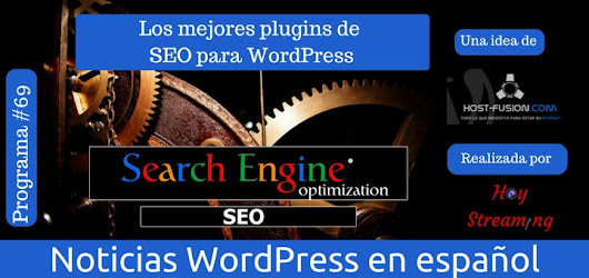 Plugins de SEO para WordPress