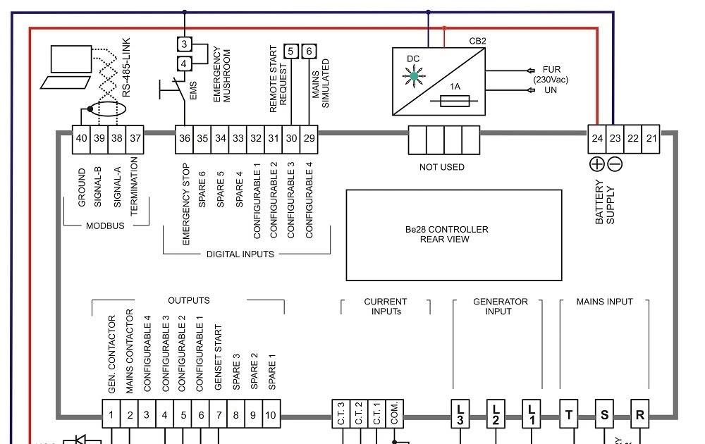 16 Beautiful Bypass Isolation Transfer Switch Diagram