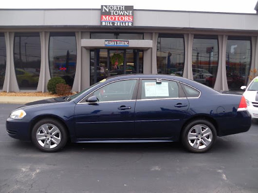 Used 2010 Chevrolet Impala for Sale in Defiance OH 43512 Northtowne Motors