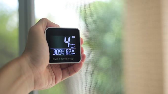 Home air quality monitors: What are they and should you buy one