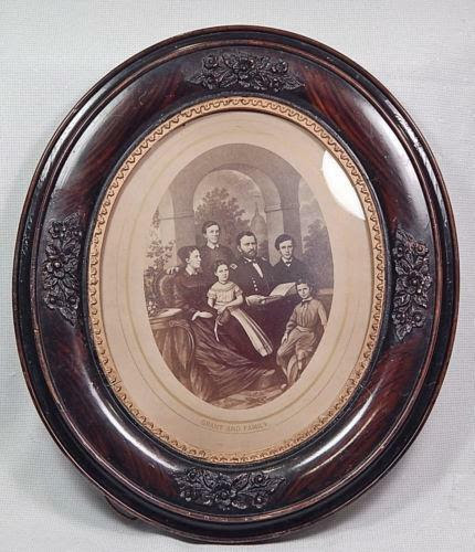 Oval Picture Frame Ebay