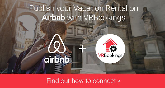 Synchronize your properties with Airbnb through VRBookings Channel Manager!