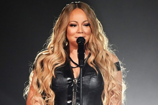MARIAH CAREY IS OFFICIALLY ROC NATION