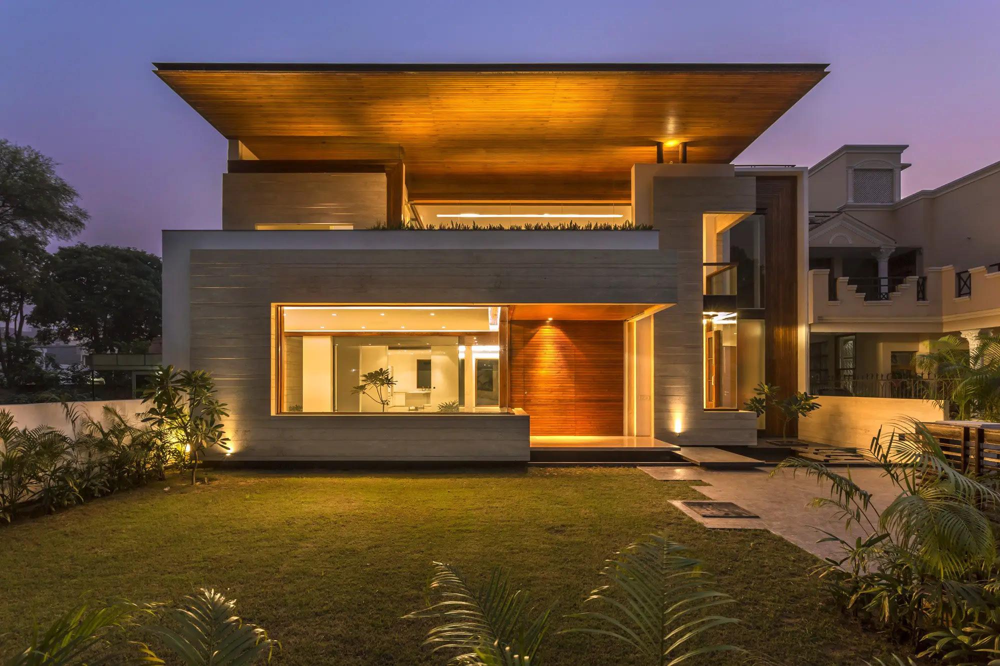 Superb House In Mohali Punjab India