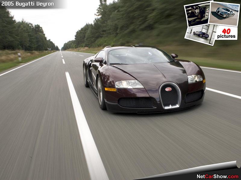 Bugatti Veyron Wallpaper Widescreen. Bugatti Veyron - Front Angle,