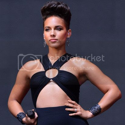 Alicia Keys performs at 'Global Citizen Festival'...