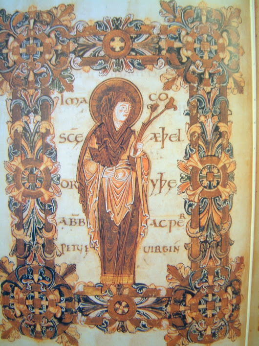 St. Etheldreda: Twice Married and Still a Virgin