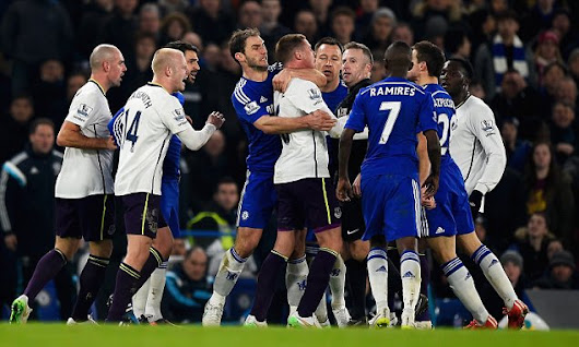 FA open investigation into Ivanovic altercation with McCarthy