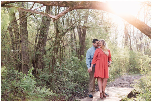 Mead's Quarry Engagement- Kate & Derick