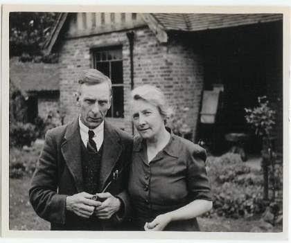 Grandfather and Grandmother