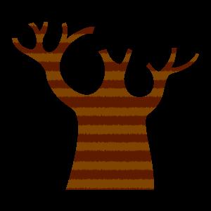 枯れ木無料イラスト18 花植物イラスト Flode Illustration フロデ