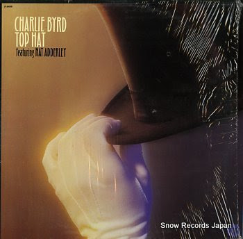 BYRD, CHARLIE top hat