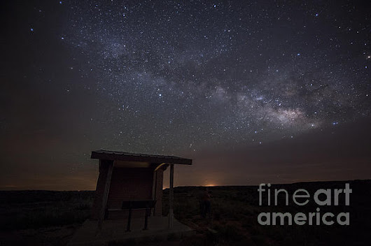 Milkyway Overlook by Melany Sarafis