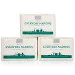 Prince & Spring 600-Ct. Everyday Napkins Set One-Size