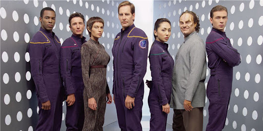 The top 10 moments from Star Trek: Enterprise