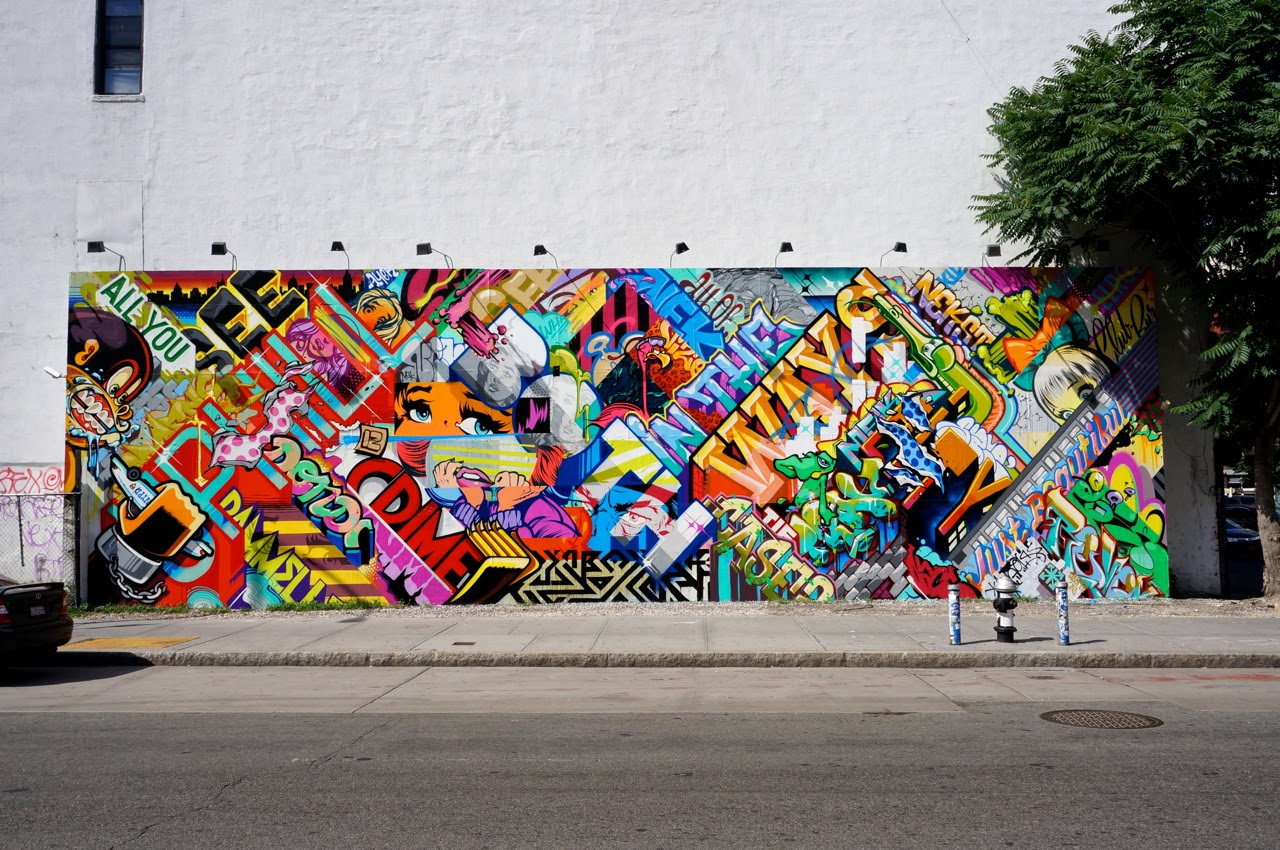 Streets: Revok x POSE on Bowery & Houston (Part II) « Arrested Motion
