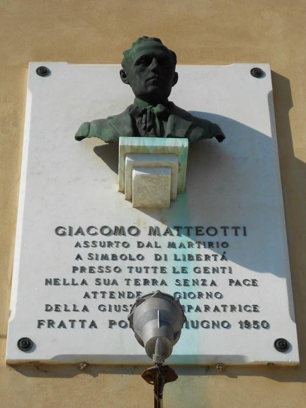 Giacomo Matteotti - Fratta Polesine