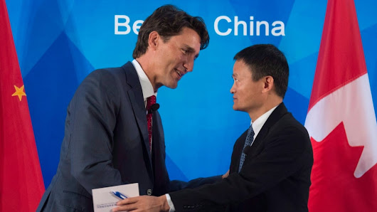 Alibaba's new online hub to help Canadian firms access huge Chinese market