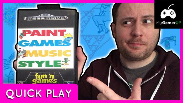 Let's Play Fun 'N Games (Sega Genesis / Mega Drive)