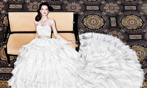The Most Expensive Wedding Gowns In The World